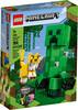 LEGO LEGO 21156 Minecraft Bigfigurine Creeper et ocelot 673419319003