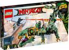 LEGO LEGO 70612 Ninjago Le dragon-robot du Ninja vert 673419248389