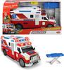 Dickie Toys Action Series - Ambulance Sons et lumières 33cm 4006333074387