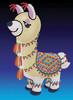 Sequin Paillette Sequin Art Lama Lou Lou (paillettes) 5013634018018