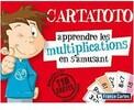 France Cartes Cartatoto Jouer et apprendre Multiplications (fr) 3114520065191