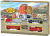 Bachmann Train électrique Santa Fe Flyer (HO Scale) 022899006475