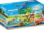 Playmobil Playmobil 70344 Panda roux avec enfants (mai 2021) 4008789703446