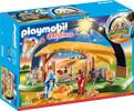 Playmobil Playmobil 9494 Crèche avec illumination 4008789094940