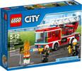 LEGO LEGO 60107 City Le camion de pompiers avec échelle (jan 2016) 673419247863