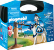 Playmobil Playmobil 70106 Mallette transportable Chevalier et entrainement 4008789701060