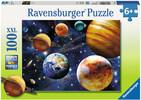 Ravensburger Casse-tête 100 XXL planète espace 4005556109043