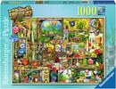 Ravensburger Casse-tête 1000 L'armoire du jardinier 4005556194827