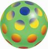 """Fabricas Selectas Ballon vert à pois 8"""" non gonflé (Inflate-a-ball) 754316132077"""
