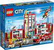 LEGO LEGO 60110 City La caserne des pompiers (jan 2016) 673419247900