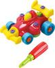 Pakö Mécanique junior auto de course à assembler et démonter 629270410335