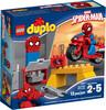 LEGO LEGO 10607 DUPLO Web-Bike de Spider-Man (motocyclette) (oct 2015)