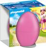 Playmobil Playmobil 70084 Oeuf Serveuse et comptoir 4008789700841