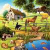 Ravensburger Casse-tête 49x3 animaux 4005556092659