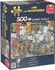 Jumbo Casse-tête 500 Jan van Haasteren - Fabrique de Bonbons 8710126190258