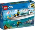 LEGO LEGO 60221 City Le yacht de plongée 673419303545
