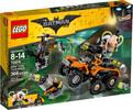 LEGO LEGO 70914 Super-héros L'attaque du camion toxique de Bane, Batman 673419267786