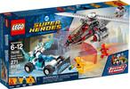 LEGO LEGO 76098 Super-héros Le combat de glace, La Ligue des justiciers (Justice League) 673419282048
