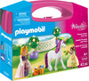 Playmobil Playmobil 70107 Mallette transportable Princesses avec licorne 4008789701077