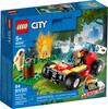 LEGO LEGO 60247 Le feu de forêt 673419319157