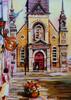 Ravensburger Casse-tête 1000 Bon-Secours Chapel, Montréal, Québec, Canada 4005556196265