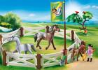 Playmobil Playmobil 6931 Enclos avec chevaux 4008789069313