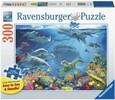 Ravensburger Casse-tête 300 Large La vie sous la mer 4005556168293