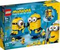 LEGO LEGO 75551 Minions Les Minions en briques et leur repaire 673419320191