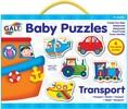 Galt Toys Casse-tête 2x6 bébé véhicules 5011979526472