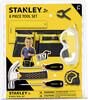Stanley Jr. Stanley Jr. Ensemble de 8 outils pour enfants 878834004552
