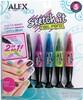 Alex Toys Crayons pour ongles couleurs HOT 731346079626