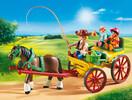 Playmobil Playmobil 6932 Calèche avec attelage 4008789069320