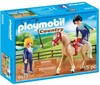 Playmobil Playmobil 6933 Voltigeuses et cheval 4008789069337