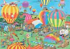 Jumbo Casse-tête 2000 Jan van Haasteren - le festival des mongolfières 8710126190531