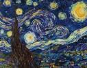 Diamond Dotz Broderie diamant La Nuit étoilée (Starry Night) (Van Gogh) Diamond Dotz (Diamond Painting, peinture diamant) 4897073240848