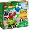 LEGO LEGO 10886 Mes premiers véhicules 673419301831