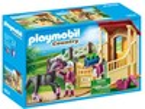 Playmobil Playmobil 6934 Box avec cavalière et pur-sang Arabe 4008789069344