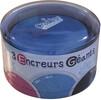Créa Lign' Encreurs géants ronds 3# rose-bleu-noir 3760119710548