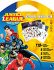 Trends International Autocollants de voyage super-héros La Ligue des justiciers, 15 pages (Justice League) (fr/en) 042692028801