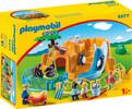 Playmobil Playmobil 9377 1.2.3 Parc animalier 4008789093776