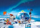 Playmobil Playmobil 9055 Quartier général des explorateurs polaires 4008789090553
