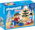 Playmobil Playmobil 9495 Famille et salon de Noël 4008789094957