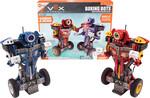 HEXBUG Vex Robotics Robots boxeurs, 2 boxeurs (ensemble de construction télécommandé) 807648061109