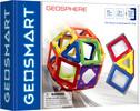 GeoSmart GeoSmart Géosphère 31pcs (fr/en) (construction magnétique) 5414301249931