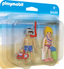 Playmobil Playmobil 9449 Duo Couple de vacanciers 4008789094490