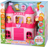 Playgo Toys Happy Collection Château de princesse 191162098483