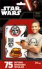 Trends International Tatouages Star Wars VII Le Réveil de la Force, sac de 75 (fr/en) 042692040292