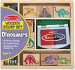 Melissa & Doug Étampes dinosaures Melissa & Doug 1633 000772116336