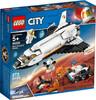 LEGO LEGO 60226 City La navette de recherche sur Mars 673419303934