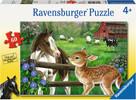 Ravensburger Casse-tête 60 Nouveaux-nés, poulain et faon 4005556096251